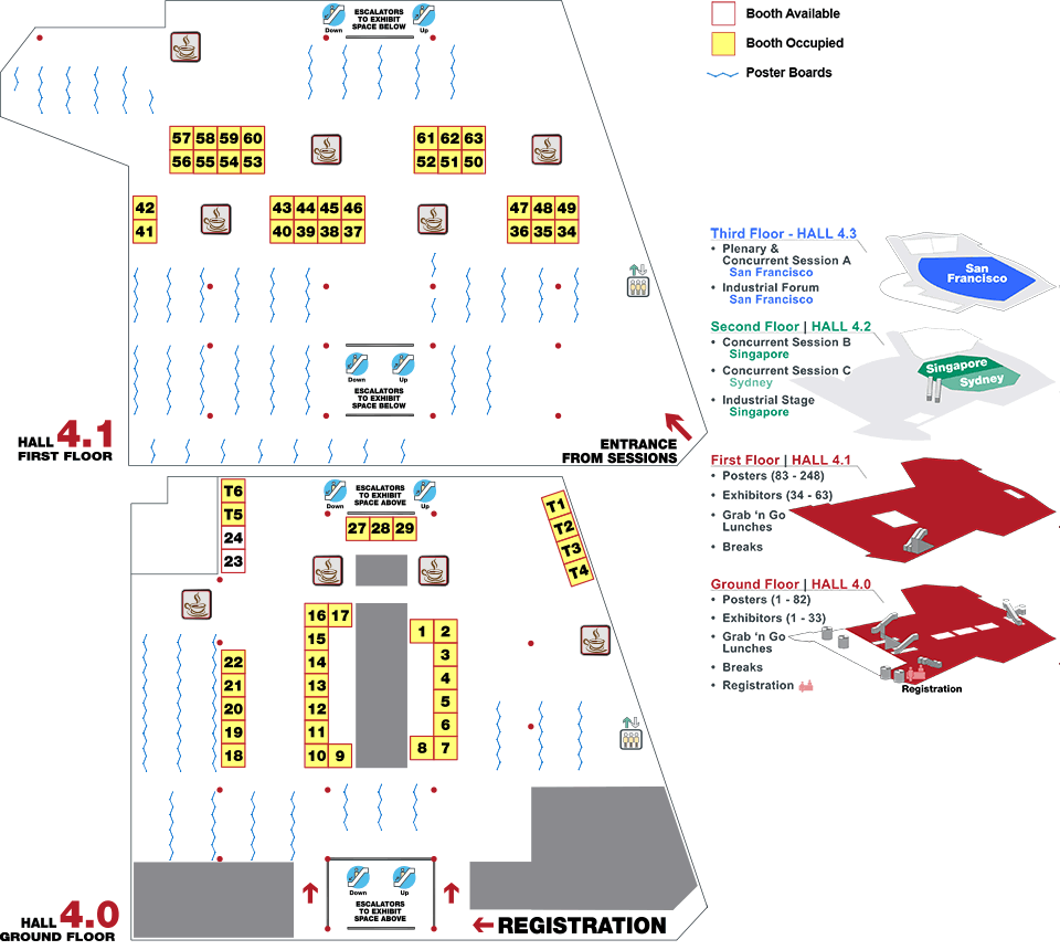 Exhibit Floorplan